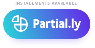 Purchase with Partial.ly payment plan